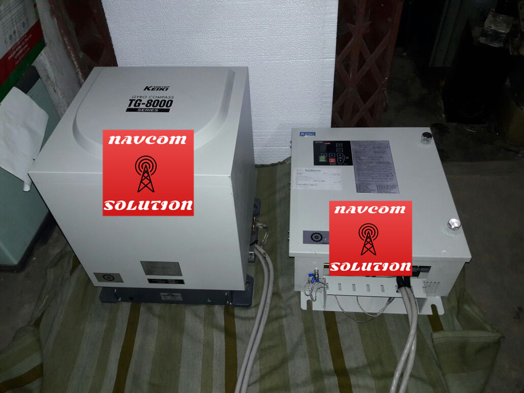 TG 8000 GYRO COMPLETE SET-NAVCOM SOLUTION